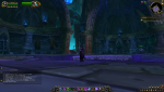 Screenshot of the game World Of Warcraft at the location Earth of the Archeus